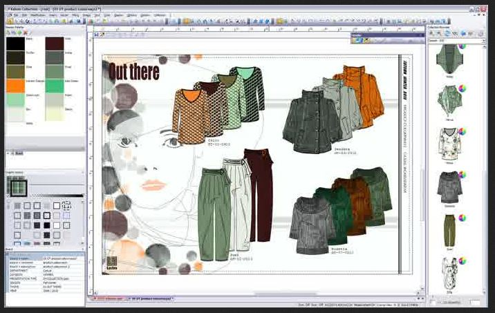 Software Fashion For Designing T Shirts Terbujurkaku